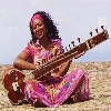 JALEBI JALEBI lead singer Shirley Marie Bradby (MiraBai D