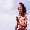 """JALEBI """"Namaste!"""".....Shirley Marie Bradby (MiraBai Devi"""