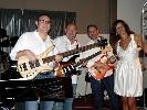 adolfo59 Carla Rivi + Chitarristi Klinker Band