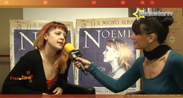 Noemi: Made in London, lintervista a FreeZone Magazine