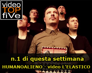 VideoTopFive, la video classifica dal 08.06.2014 al 14.06.2014