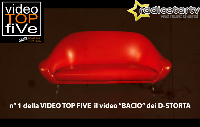 VideoTopFive, la video classifica dal 06.07.2014 al 12.07.2014