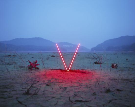 MAROON 5, pubblicata la copertina e tracklist di V in uscita il 2 settembre