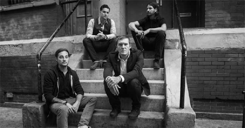 The Gaslight Anthem, esce in Italia il 2 settembre lalbum GET HURT