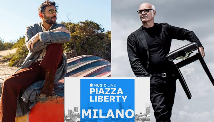 MENGONI all Apple Music Live Milano