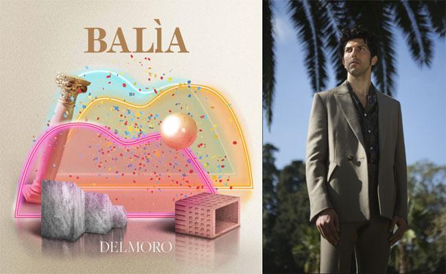DELMORO anteprima dellalbum BALÌA al MI AMI FESTIVAL