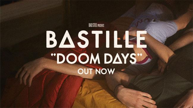 Fuori Doom Days, il terzo album dei Bastille