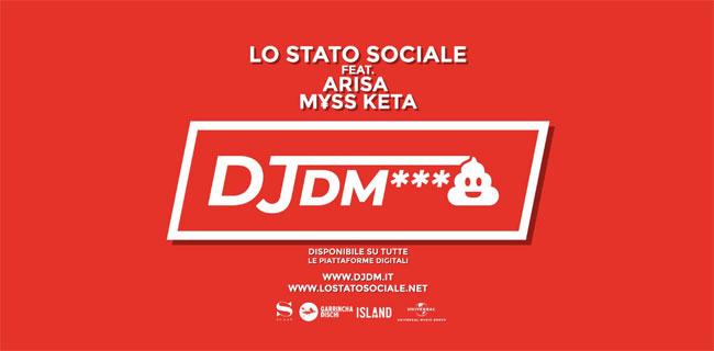 LO STATO SOCIALE ARISA E M¥SS KETA NEL SINGOLO DJ DI M***