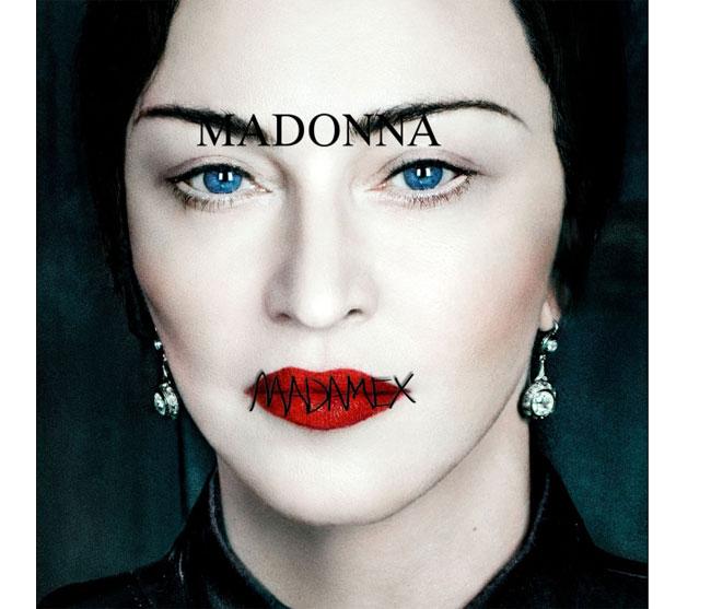 MADONNA esce oggi lalbum MADAME X