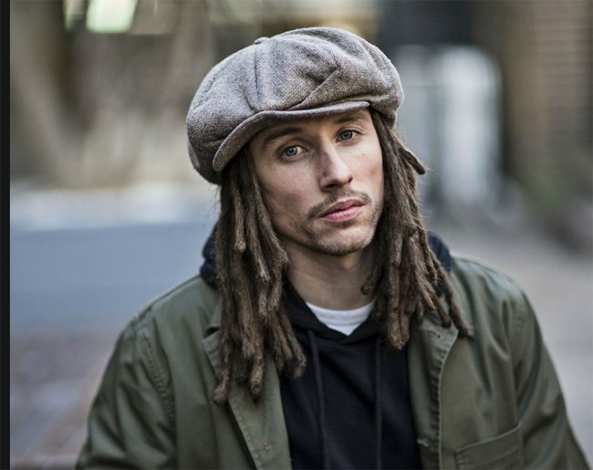 IN THESE ARMS : il nuovo singolo e video di JP COOPER