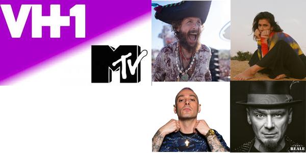 Con VH1 e MTV Music, la musica live e i concerti non si fermano