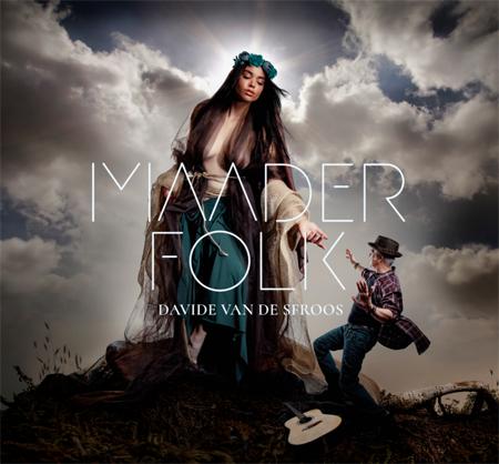 DAVIDE VAN DE SFROOS in uscita il 17 settembre lalbum MAADER FOLK