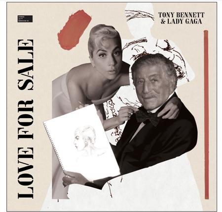 TONY BENNETT e LADY GAGA ancora una volta insieme in LOVE FOR SALE