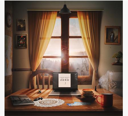 FRANCESCO DAL POZ  pubblica oggi 17 settembre lalbum ZERO