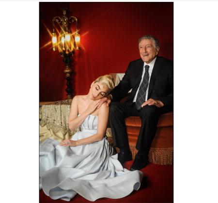 TONY BENNETT e LADY GAGA fuori il secondo singolo LOVE FOR SALE