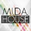 davidezacco Logo MI.DA. House
