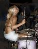 deliria Viola - batterista