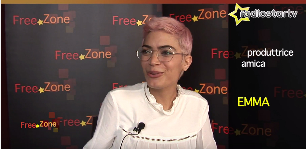 Elodie intervista FreeZone