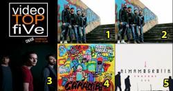 VideoTOPfiVe, la video classifica dal 02.04.2017 – 08.04.2017