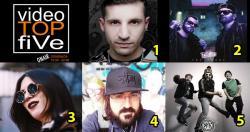 VideoTOPfiVe, la video classifica dal 11.06.2017 – 17.06.2017