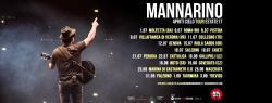 MANNARINO ultima data del tour 1 settembre Taormina