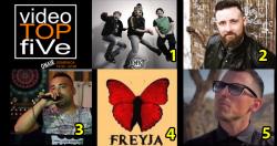 VideoTOPfiVe, la video classifica dal 10.09.2017 –16.09.2017
