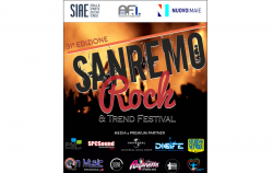 31° SANREMO ROCK & TREND FESTIVAL al via i casting live 2017/2018