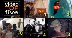 VideoTOPfiVe, la video classifica di RADIOSTARTV dal 25.02.2018 –03.03.2018
