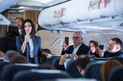 LAURA PAUSINI presenta il nuovo album FATTI SENTIRE in volo