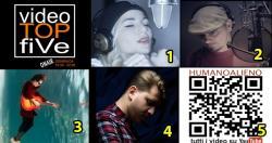 VideoTOPfiVe, la video classifica di RADIOSTARTV dal 11.03.2018 –17.03.2018
