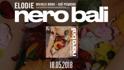ELODIE feat. Michele Bravi e Guè Pequeno in NERO BALI