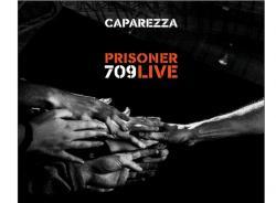 CAPAREZZA PRISONER 709 LIVE album in uscita il 7 settembre