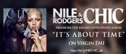 NILE RODGERS & CHIC IL NUOVO ALBUM DAL 28 SETTEMBRE