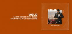 MARCO MENGONI online il video VOGLIO