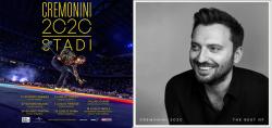 Cesare Cremonini : il 15 novembre in radio e in digitale con AL TELEFONO