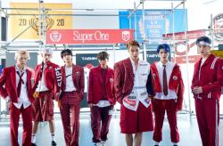 Super One è il primo album della band K-pop SuperM