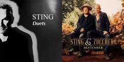 STING in arrivo il nuovo album DUETS