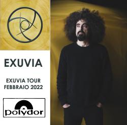 CAPAREZZA arriva il nuovo album EXUVIA