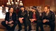 Le Vibrazioni - intervista nuovo album V -
